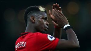 BÓNG ĐÁ HÔM NAY 01/01: Pogba vắng mặt trận Arsenal vs MU. Barca tranh Aubameyang với Inter