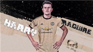 Chuyển nhượng MU: Harry Maguire muốn làm đội trưởng MU như Vidic