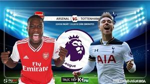 Soi kèo, trực tiếp bóng đá Arsenal vs Tottenham (22h30 hôm nay, K+PM), ngoại hạng Anh