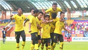 TRỰC TIẾP BÓNG ĐÁ HÔM NAY: U18 Malaysia đấu với U18 Australia, U18 Đông Nam Á