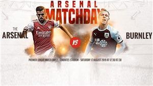 Soi kèo bóng đá: Arsenal vs Burnley (18h30 hôm nay), trực tiếp ngoại hạng Anh