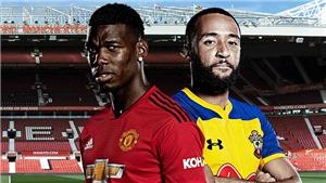 Trực tiếp bóng đá. Trực tiếp K+. Kết quả bóng đá Ngoại hạng Anh. Kết quả Southampton vs MU