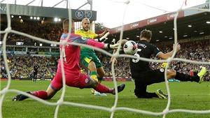 Man City: Trận thua Norwich phơi bày nhược điểm cố hữu của hàng thủ