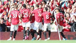 MU 1-0 Leicester: Rashford ghi bàn, MU chấm dứt chuỗi 3 trận không thắng