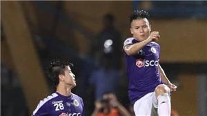 Trực tiếp bóng đá: Hà Nội FC đấu với Nam Định (19h00 hôm nay, BĐTV), V League 2019