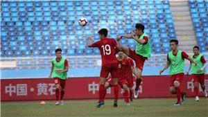 Trực tiếp bóng đá: U22 Việt Nam vs U22 Trung Quốc (17h hôm nay). Xem bóng đá VTC1, VTV6, VTV5, VTC3