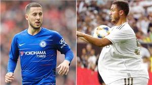 Hazard kiến tạo ít hơn cả... thủ môn, bị CĐV Real chế nhạo không thương tiếc