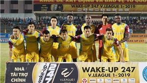 Trực tiếp bóng đá hôm nay: Khánh Hoà đấu với Nam Định (VTV6, BĐTV), V League