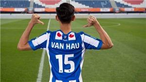 Kết quả Venlo 0-3 Heerenveen: Đội bóng của Văn Hậu giành chiến thắng ấn tượng trên sân khách