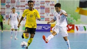 Xem bóng đá trực tiếp: Futsal Việt Nam vs Thái Lan (14h00, hôm nay)