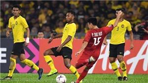 Kết quả bóng đá: Việt Nam 1-0 Malaysia. Bảng xếp hạng vòng loại World Cup