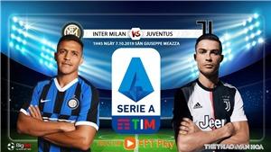 Soi kèo bóng đá: Inter Milan đấu với Juventus, Serie A. Trực tiếp BĐTV,  SSPORT