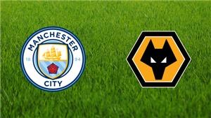 Trực tiếp bóng đá: Man City đấu với Wolves (K+, K+PM). Soi kèo Ngoại hạng Anh
