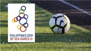 Lịch thi đấu bóng đá U22 SEA Games 30 năm 2019