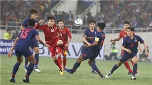 VTV5 trực tiếp bóng đá hôm nay: Việt Nam đấu với Thái Lan (20h). Xem VTV6, VTC1, VTC3