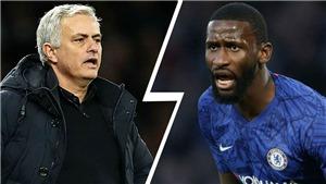 Mourinho lại công kích Rudiger vì chiếc thẻ đỏ của Son Hueng-min