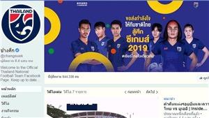 Fanpage của bóng đá Thái Lan chặn IP Việt Nam sau thất bại ở Chung kết bóng đá nữ