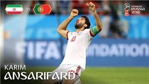 Tiền đạo Iran ghi bàn vào lưới Bồ Đào Nha: 'Trận gặp Việt Nam là trận Chung kết thứ hai của chúng tôi'