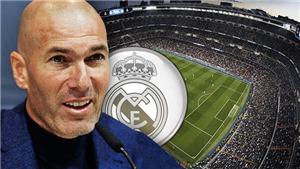 Fan Real như 'tái sinh' khi biết Zidane trở lại dẫn dắt Real Madrid