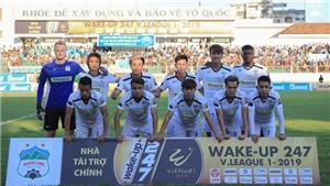 Trực tiếp Quảng Ninh vs HAGL. VTV6 trực tiếp bóng đá (18h00, 13/07)