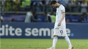 Bị loại khỏi Copa America, CĐV khuyên Messi từ giã đội tuyển Argentina lần nữa
