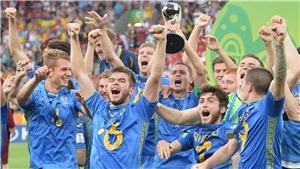 U20 Ukraina 3-1 U20 Hàn Quốc: Đồng hương HLV Park Hang Seo vỡ mộng lên đỉnh thế giới