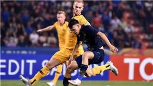 U23 Úc 2-1 U23 Thái Lan: D'Agostino lập cú đúp, người Thái đối mặt với nguy cơ bị loại