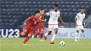 Bảng xếp hạng U23: Bảng xếp hạng vòng chung kết U23 châu Á 2020