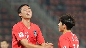 VTV6 trực tiếp bóng đá hôm nay: U23 Hàn Quốc đấu với U23 Jordan, U23 châu Á 2020 tứ kết