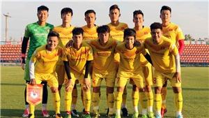 AFC xếp trận Việt Nam vs UAE vào Top 5 trận đấu đáng xem ở VCK U23 châu Á 2020