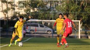 U23 Việt Nam 1-2 U23 Bahrain: Thầy trò ông Park thua ở trận giao hữu trước VCK U23 châu Á