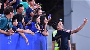 U23 Thái Lan ăn mừng đầy cảm xúc sau khi làm nên lịch sử ở U23 châu Á 2020