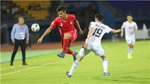 U23 Uzbekistan 1-1 U23 Iran: ĐKVĐ U23 châu Á mất điểm ngay trận đầu ra quân
