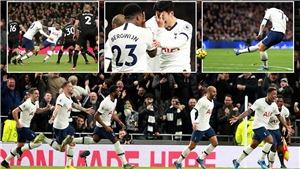 Tottenham 2-0 Man City: Guendogan đá hỏng 11m, Guardiola nhận trái đắng trước Mourinho