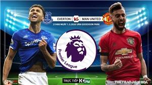 Soi kèo nhà cái Everton vs MU. K+, K+PM trực tiếp vòng 28 Giải ngoại hạng Anh