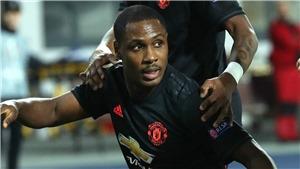 Tin bóng đá MU 27/3: CLB Trung Quốc ngăn MU mua đứt Ighalo. 'Quỷ đỏ' tranh sao trẻ với Real