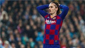 BÓNG ĐÁ HÔM NAY 23/3: Ighalo khiến MU từ bỏ Kane. Barca bán Griezmann giá 100 triệu