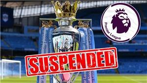 COVID-19: Ngoại hạng Anh và các giải bóng đá hàng đầu châu Âu đều bị hoãn