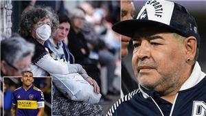 Maradona: 'Nhiều CLB đối xử với cầu thủ như nô lệ'
