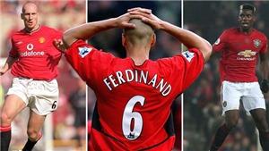 MU: Trước Pogba, 7 ngôi sao xuất sắc nào từng mặc áo số 6?