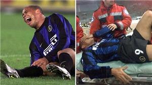 """Ronaldo """"béo"""": Tái sinh như phượng hoàng sau khi dính chấn thương khủng khiếp"""
