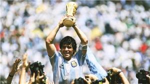 Video Maradona ở World Cup 1986 thu hút 2 triệu lượt xem sau 24 giờ