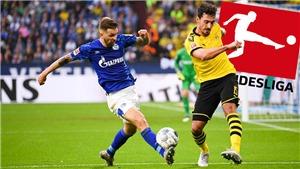 Bảng xếp hạng Bundesliga, bóng đá Đứcmùa giải 2019-20