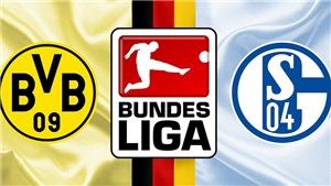 Kết quả bóng đá Đức. Kết quả Dortmund vs Schalke. Kết quả bóng đá Bundesliga