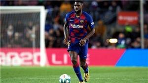 Tin bóng đá MU 22/5: Barca bán rẻ Umtiti cho MU. Pjanic phá hỏng kế hoạch mua Pogba