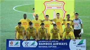 Trực tiếp bóng đá vòng 1/8 Cúp quốc gia. Trực tiếp bóng đá Việt Nam. BĐTV