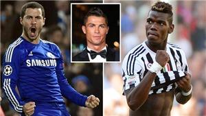 5 cầu thủ được Ronaldo dự đoán thành ngôi sao lớn giờ ra sao?