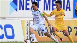 Xem trực tiếp bóng đá Nam Định đấu với HAGL. Trực tiếp cúp Quốc gia 2020
