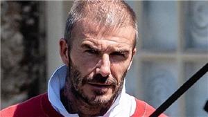 David Beckham: Biểu tượng của thời trang tóc giờ sắp bị... hói đầu