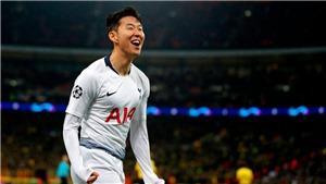 BÓNG ĐÁ HÔM NAY 21/5: MU mua Son Heung-min. Juve từ chối De Ligt cho Barca